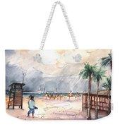 Port Alcudia Beach 01 Weekender Tote Bag