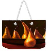 Port Au Pear Weekender Tote Bag