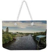 Port Charlotte Atlantus Waterway From Ohara Weekender Tote Bag
