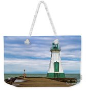 Port Dalhousie Lighthouse 1 Weekender Tote Bag