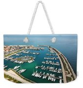 Port Di Pisa Weekender Tote Bag