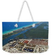 Port Everglades Florida Weekender Tote Bag