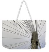 Port Mann Bridge Weekender Tote Bag