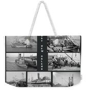 Port New Orleans Weekender Tote Bag