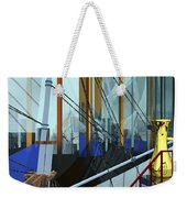 Port Of Call Weekender Tote Bag