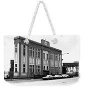 Port Of Seattle Weekender Tote Bag