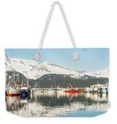 Port Of Seward Alaska  Weekender Tote Bag