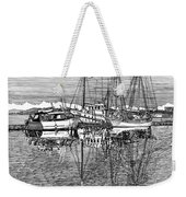 Port Orchard Marina Weekender Tote Bag