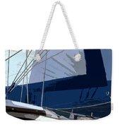 Port Tack Weekender Tote Bag