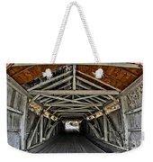 Portal To Serenity Weekender Tote Bag