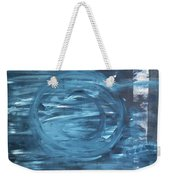 Porthole To The World Weekender Tote Bag