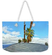 Portholes Palm Springs Weekender Tote Bag