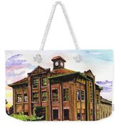 Portland Gas And Coke Building Without Border Weekender Tote Bag