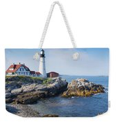 Portland Head Lighthouse Portland Me Weekender Tote Bag