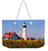 Portland Light Weekender Tote Bag