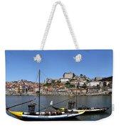 Porto 8 Weekender Tote Bag