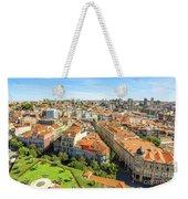 Porto Panorama Skyline Weekender Tote Bag