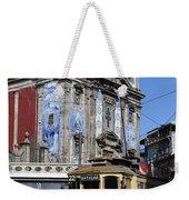 Porto Trolley 1 Weekender Tote Bag