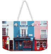 Portobello Road Weekender Tote Bag