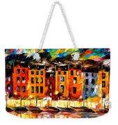 Portofino - Liguria Italy Weekender Tote Bag