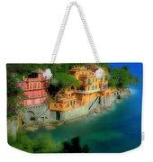 Portofino Park Bay Weekender Tote Bag