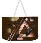 Portrait Abstract3 Weekender Tote Bag