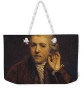 Portrait As A Deaf Man Weekender Tote Bag
