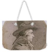 Portrait Bust Of An Unknown Weekender Tote Bag