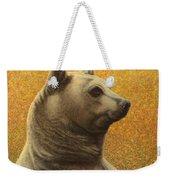 Portrait Of A Bear Weekender Tote Bag