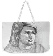 Portrait Of A Boy Weekender Tote Bag