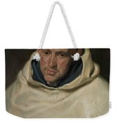Portrait Of A Carmelite Friar Weekender Tote Bag