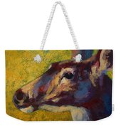 Portrait Of A Doe Weekender Tote Bag