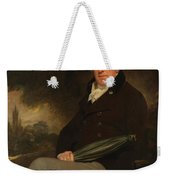 Portrait Of A Gentleman Beechey, William Weekender Tote Bag