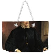 Portrait Of A Gentleman Weekender Tote Bag
