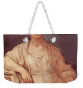 Portrait Of A Girl With Crown 1642 Weekender Tote Bag