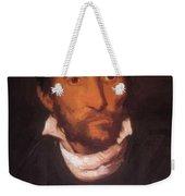 Portrait Of A Kleptomaniac 1822 Weekender Tote Bag