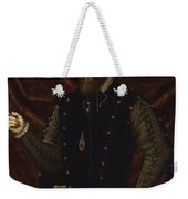 Portrait Of A Knight Of The Order Of Santiago Weekender Tote Bag