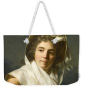 Portrait Of A Lady Weekender Tote Bag