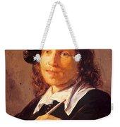 Portrait Of A Man 1640 Weekender Tote Bag