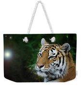Portrait Of A Tiger Weekender Tote Bag
