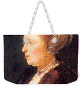 Portrait Of A Woman 1640 Weekender Tote Bag