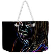 Portrait Of A Woman Weekender Tote Bag