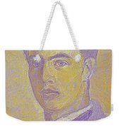 Portrait Of A Young Artist 2 Weekender Tote Bag