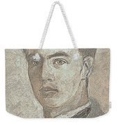 Portrait Of A Young Artist 3 Weekender Tote Bag