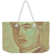 Portrait Of A Young Artist Weekender Tote Bag