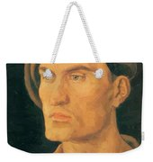 Portrait Of A Young Man 1500 Weekender Tote Bag