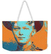 Portrait Of A Young  Wwi Soldier 4 Weekender Tote Bag