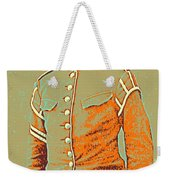 Portrait Of A Young  Wwi Soldier Series 14 Weekender Tote Bag