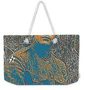 Portrait Of A Young  Wwi Soldier Series 16 Weekender Tote Bag