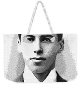 Portrait Of A Youth 31 By Adam Asar -  Asar Studios Weekender Tote Bag